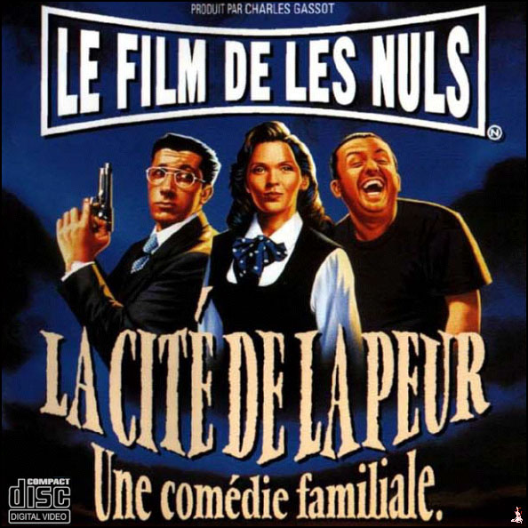 film La Cité de la peur en streaming