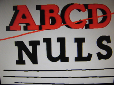 ABCD Nuls